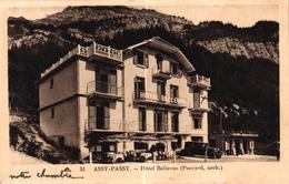 ASSY PASSY -74- HOTEL BELLEVUE - France