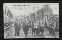 GUERRE FRANCO ALLEMANDE 1914 - Guerre 1914-18