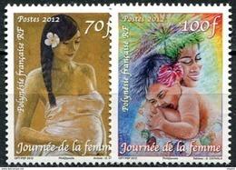 Polynésie, N° 982 à N° 983** Y Et T - Neufs