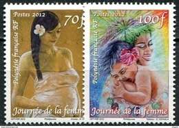 Polynésie, N° 982 à N° 983** Y Et T - Polynésie Française