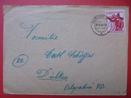 3eme REICH 1944 - Briefe U. Dokumente