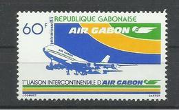 GABON YVERT  AEREO   193   MNH  ** - Gabón (1960-...)