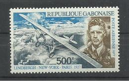 GABON YVERT  AEREO   195   MNH  ** - Gabón (1960-...)