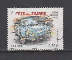 """FRANCE / 2018 / Y&T N° 5204 : """"Fête Du Timbre"""" (Alpine Renault A 110) - Usuel - France"""