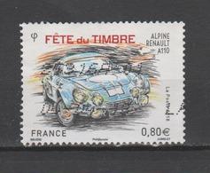 "FRANCE / 2018 / Y&T N° 5204 : ""Fête Du Timbre"" (Alpine Renault A 110) - Usuel - Francia"