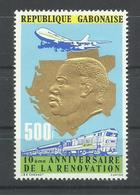 GABON YVERT  390   MNH  ** - Gabón (1960-...)