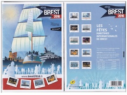 France 2016 - Collector Brest 2016 (sous Blister) - Francia