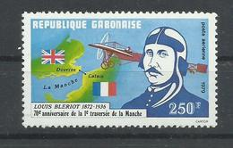GABON YVERT  AEREO  222   MNH  ** - Gabón (1960-...)