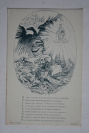 Carte Satirique - Guillaume  ( Kaiser ) - Satirical