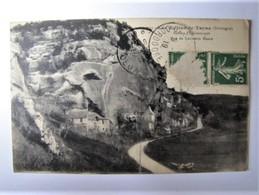 FRANCE - DORDOGNE - LES EYZIES DE TAYAC - Panorama - 1919 - France