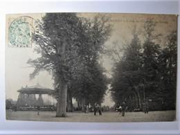 FRANCE - ILLE ET VILAINE - RENNES - L'Allée Des Chênes - 1907 - Rennes