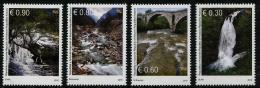 Kosovo (2015)  - Set -   /  Heritage - Patrimonio - Rivers - Rivieres - Water - Waterfalls - Chutes - Geology