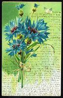 Fleurs - Bouquet - Circulé - Circulated - Gelaufen - 1906. - Fleurs, Plantes & Arbres