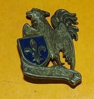 67° Régiment D'Infanterie, Dos Lisse, FABRICANT DRAGO PARIS,HOMOLOGATION 551, ETAT VOIR PHOTO  . POUR TOUT RENSEIGNEMENT - Esercito