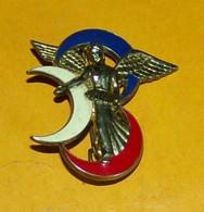 3° Division Blindée, Ex 3° D.I.A, épingle Sertie, Hauteur 45 Millimètres, FABRICANT DELSART SENS,HOMOLOGATION 2298, ETAT - Esercito