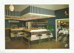 Cp, Hotels & Restaurants , HOTEL VANNIER ,  41, SAINT LAURENT DES EAUX ,Nouan Sur Loire,  écrite - Hotels & Restaurants