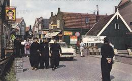 PAYS BAS,NEDERLAND,HOLLANDE,NETHERLANDS,VOLENDAM,HOTEL,RESTAURANT,COMMERCE - Volendam