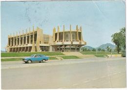 Yaoundé: TOYOTA CARINA 1600  '76 - Hotel De Ville - (Rép. Du Cameroen) - Toerisme