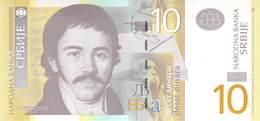 10 Dinar Serbien 2013 - Serbien