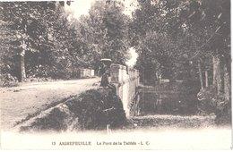 FR17 AIGREFEUILLE - LC 13 - Le Pont De La Taillée - Diligence - Animée - Belle - France