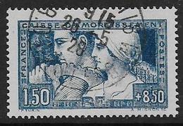 Caisse D'amortissement   N° 252  - Cote : 180 € - Oblitérés
