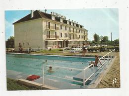 Cp, Hotels & Restaurants , HOTEL VANNIER ,  41, SAINT LAURENT DES EAUX ,Nouan Sur Loire,  écrite, Ed. Boulas - Hotels & Restaurants