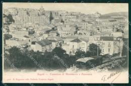 Napoli Città Funicolare Montesanto Ragozino 4108 Cartolina MX8236 - Napoli