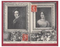 FRANCE- PARIS 1909--FONDATION ROSSINI -- INSTITUTION POUR PERSONNES AGEES --LOT DE 14 CP--MUSIQUE -- OPERA-- - Arrondissement: 16