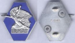 Insigne De L'Inspection Des Réserves Et De Mobilisation De L'Armée De Terre - Armée De Terre
