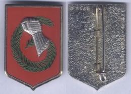 Insigne De La 6e Division Légère Blindée - Armée De Terre