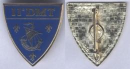 Insigne De La 11e Division Militaire Territoriale - Armée De Terre