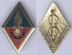 Insigne De La 38e Compagnie De Camions Bennes De La Légion Etrangère - Armée De Terre