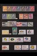 1958-1999 SUPERB NEVER HINGED MINT COLLECTION On Stock Pages, ALL DIFFERENT, Virtually All As Complete Sets, Includes 19 - Christmas Island