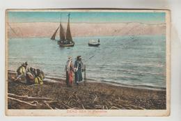 CPA PALESTINE - La Mer Morte - Palestine