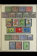 1960-1985 NHM POSTAL ISSUES COLLECTION. An ALL DIFFERENT Never Hinged Mint Postal Issues Collection With Many Complete S - Lebanon