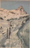 Italy - Il Cervino - Salendo Al Breuil - Ski - Italia