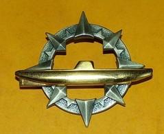Certificat élémentaire De Sous Marinier,FABRICANT SANS,HOMOLOGATION SANS, ETAT VOIR PHOTO  . POUR TOUT RENSEIGNEMENT ME - Marine