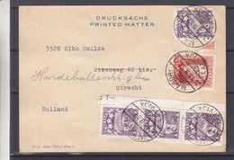 Lettonie - Carte Postale De 1937 - Imprimé - Oblit Majori - Exp Vers Utrecht - - Lettonie