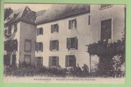 VALBONNAIS :  Façade Principale Du Château. TBE. 2 Scans. Edition ? - Other Municipalities
