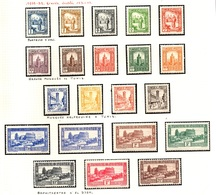 Tunisie Maury N° 160/179 Neufs *. B/TB. A Saisir! - Unused Stamps