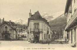 LUZ  La Route De St Sauveur RV - Luz Saint Sauveur