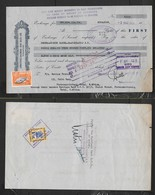 INDETEVES-JACOBSBE, SINGAPORE, Letter Of Credit > BARCLAYS BANK D.C.O. PIETERMARITZBURG NATAL, S Africa , 1964 - Singapore (1959-...)