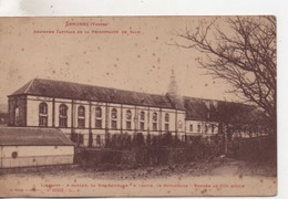 CPA.88.Sénones.1915.L'Abbaye.Fondée Au VIème Siècle - Senones
