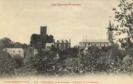 Les Hautes Pyrénées MAUVEZIN  Près Capvern L'Eglise Et Le Chateau Labouche RV - France