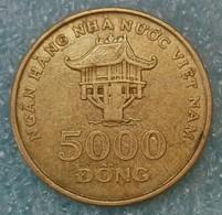 Vietnam 5000 Dong, 2003 -1986 - Vietnam