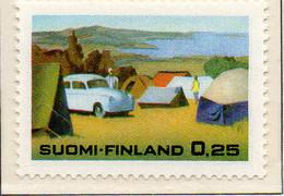 PIA - FINLANDIA - 1968 : Propaganda Per Il Turismo Estivo In Finlandia  - (Yv 614) - Holidays & Tourism