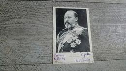 Eduard VII Konig Von England Leipzig 1901 Edouard VII Angleterre Décorations - Royal Families
