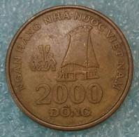 Vietnam 2000 Dong, 2003 -1988 - Viêt-Nam