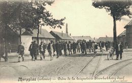 Belgium Merxplas Colonie Steenbakkerij Dreve De Bricques - Merksplas