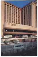 Guangzhou: TOYOTA HI-ACE, ISUZU JOURNEY MICROBUS, TAXI, TRUCK, AUTOBUS - China Hotel - (China) - Toerisme